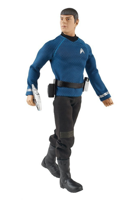 Zach Quinto Spock Actionfigure