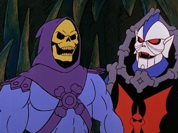 Skeletor Hordack