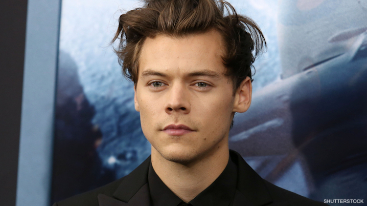 Harry Styles Keeps His Clothes in a Cryogenic Vault Guarded By Security