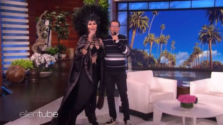 Sean Hayes and Chad Michaels