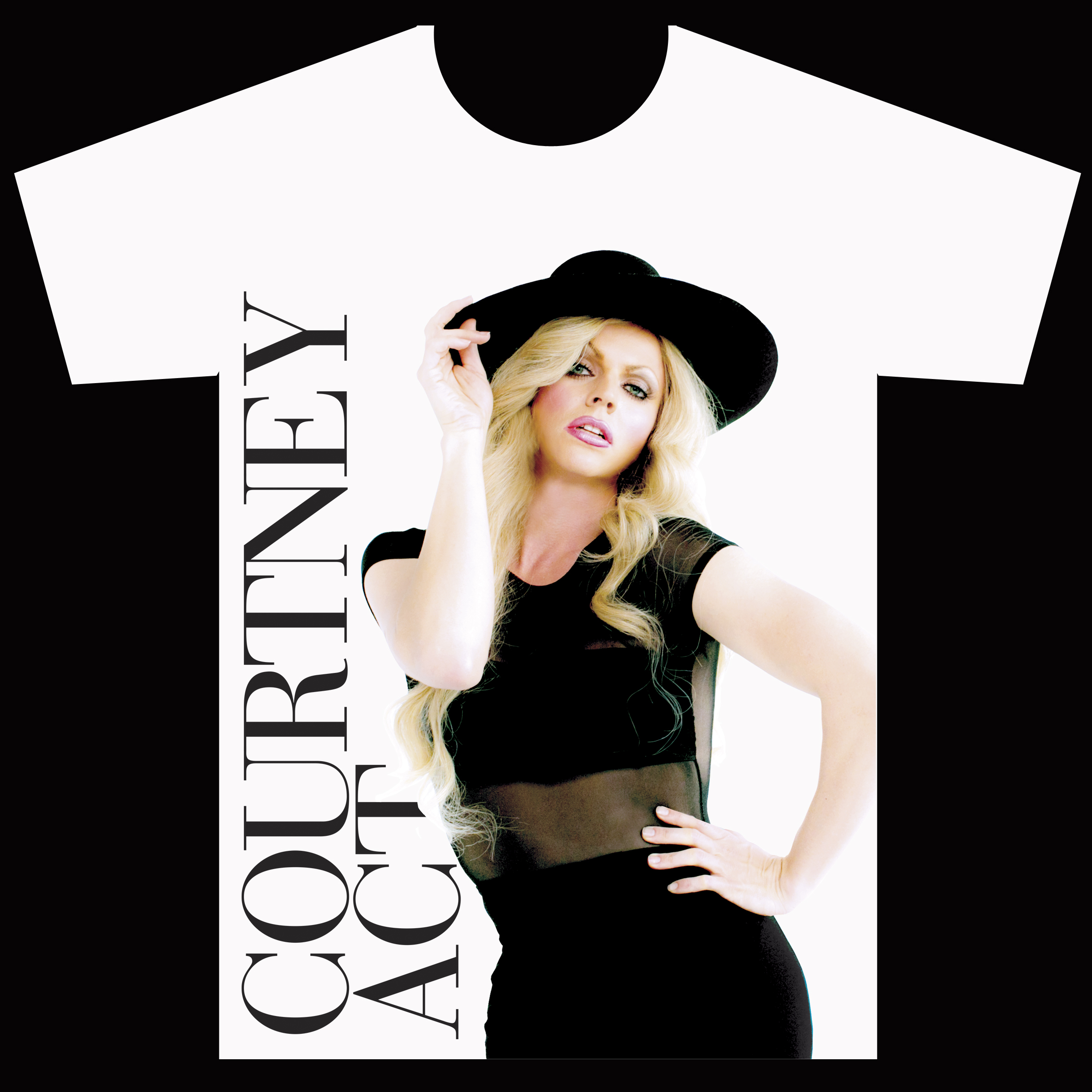 COURTNEY ACT T MOCK