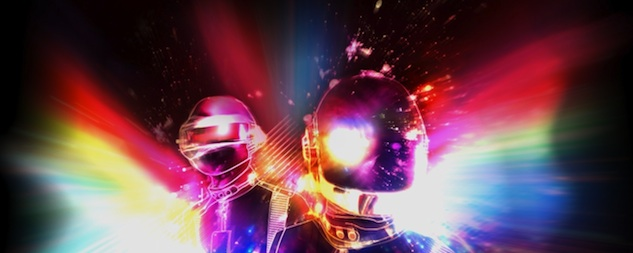 Daft Punk Band Members Energy Light 633