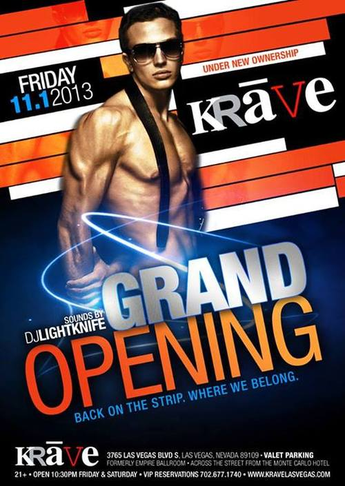 Krave Under New Management 10 22 13 Thumb