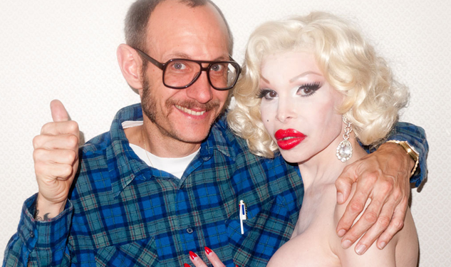Amanda Lepore Terry Richardson