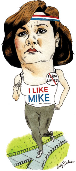 Christine Quinn I Like Mike NYMag Term Limits Zps74df47b1
