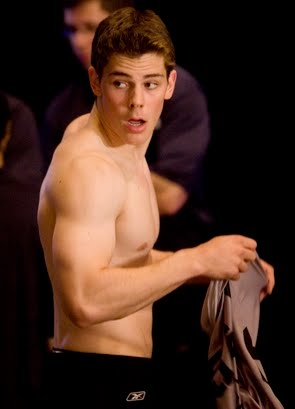 TylerSeguin Shirtless