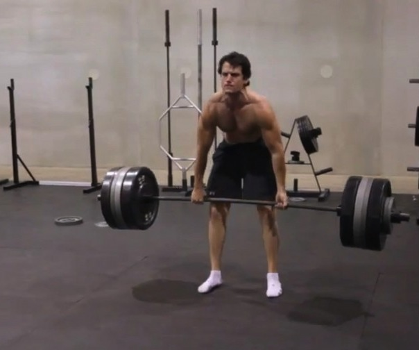 Henry Cavill Shirtless Man Of Steel Workout Squat7