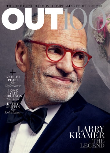 Larrykramer Out100 Cover