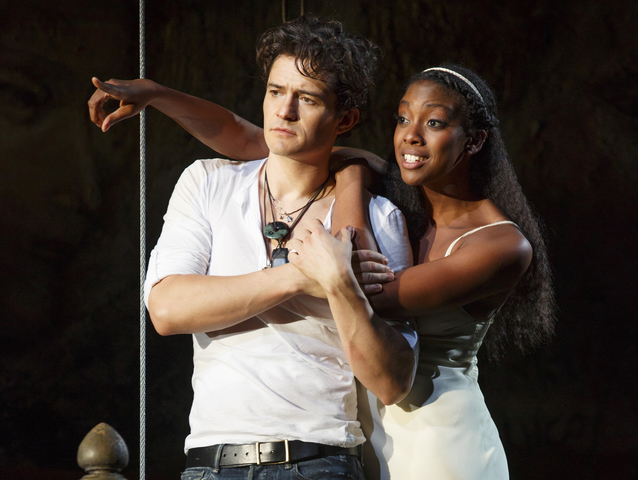 Orlando Bloom Romeo Juliet Wide