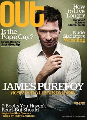 Purefoy Out Cover 2006