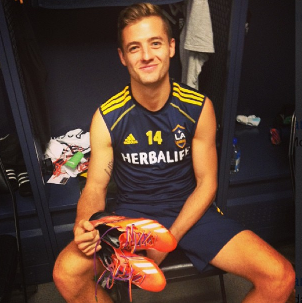 Robbie Rogers Laces