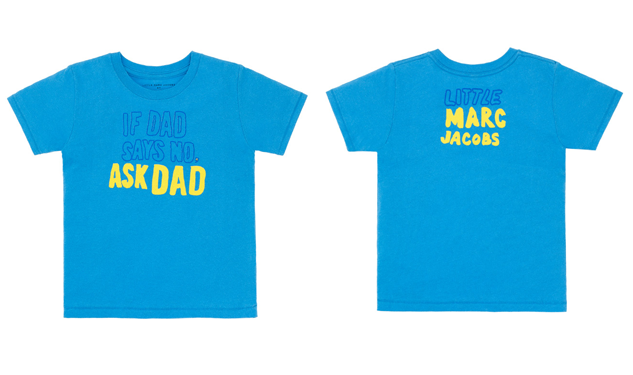 Marc Jacobs Kid Shirts Dad