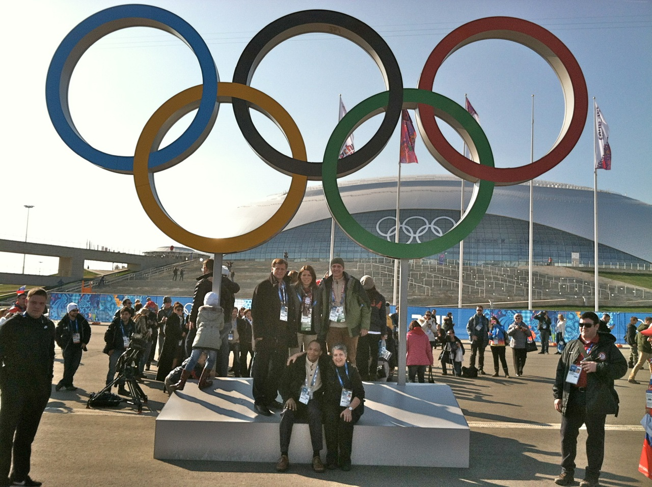 Olympic Delegation