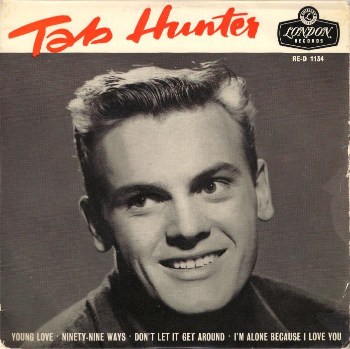 Tab Hunter Young Love London 3