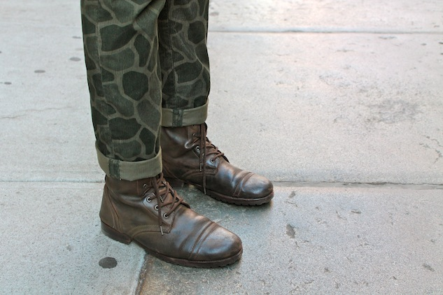 Winter Look Camo Pants 6