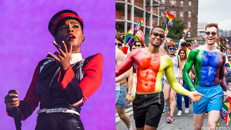 Janelle Monae and NYC Pride