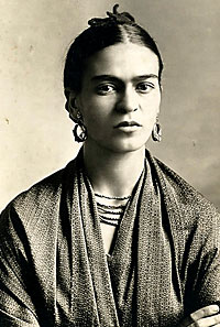 Frida Portraitx200