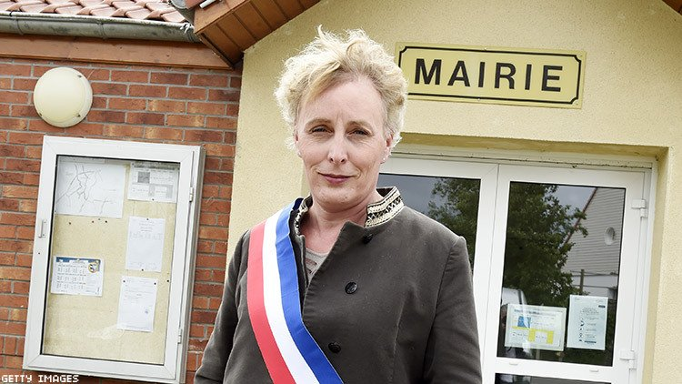 Small French village of Tilloy-lez-Marchiennes made history when they elected Marie Cou as Mayor, the first out trans person in France to hold that position.