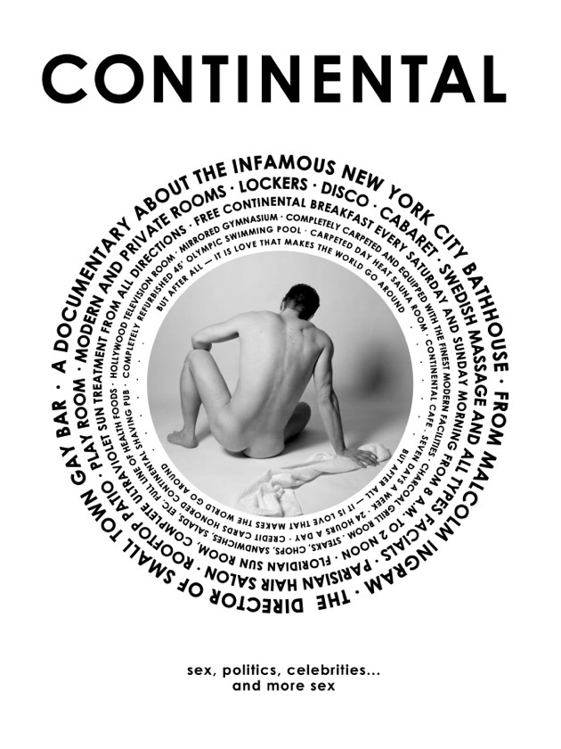 Continental Poster