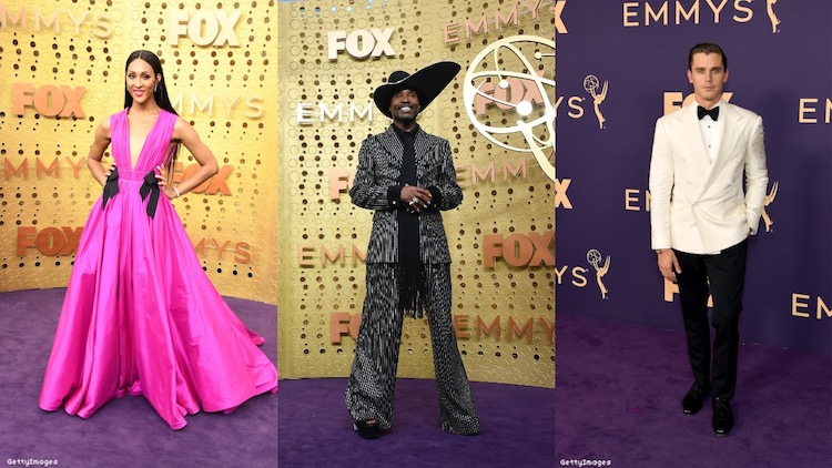 All the Queer and Trans Folks on the Emmys 2019 Red Carpet