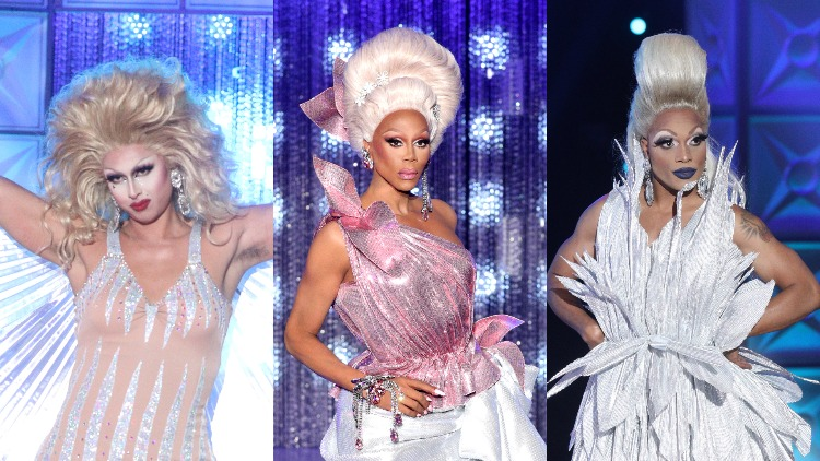 These Queens Actually Did 'Celebrity Drag Race's Makeovers