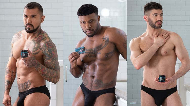 Pure For Men Stay Ready Collection