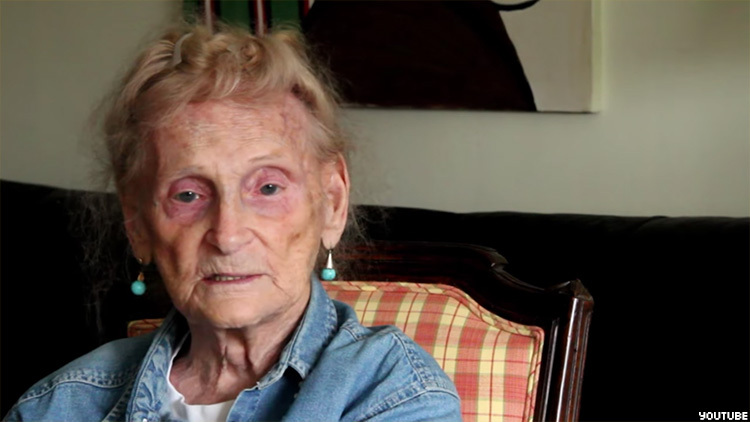 99-year-old World War II pilot and trans woman Robina Asti is raising one million dollars to grant the extraordinary wishes of LGBTQ+ homeless youth.