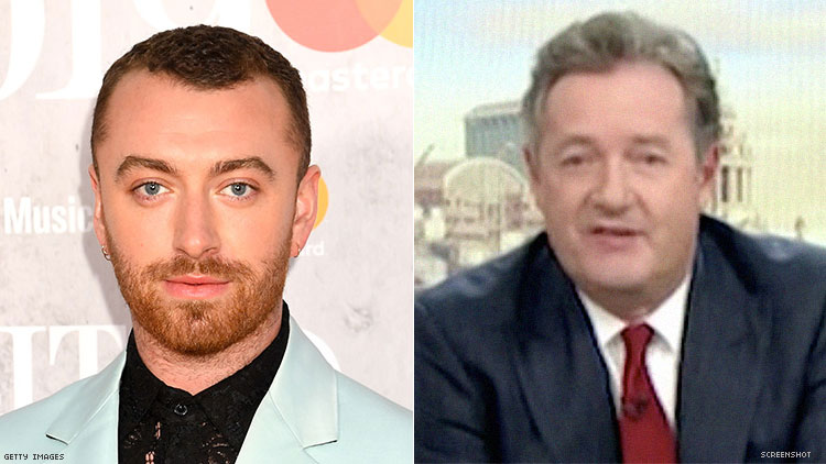 Piers Morgan Misgendered Sam Smith on Live TV