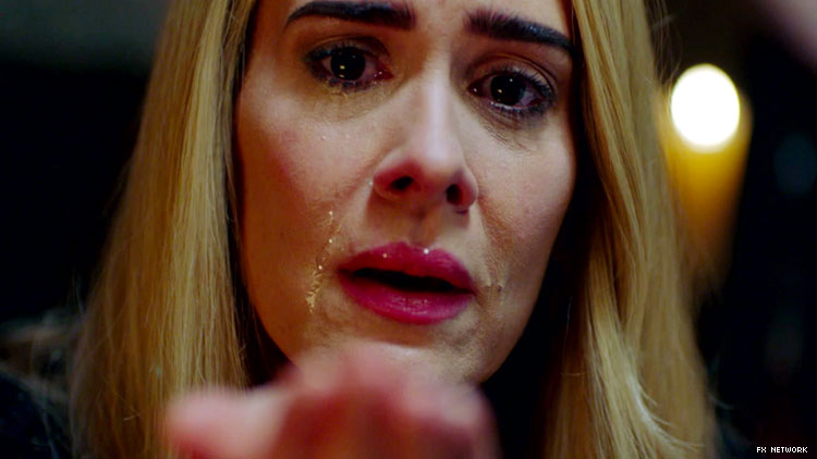 Sarah Paulson Discusses Her Future on 'American Horror Story'