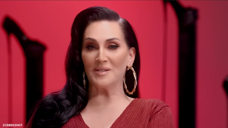 Michelle Visage from Watcha Packin.