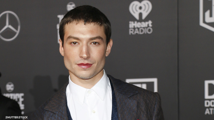 Ezra Miller's 'The Flash' Film Could Be Cancelled