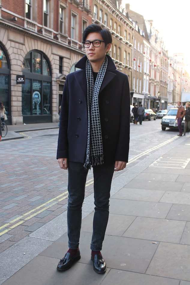 London Winter Street Style Luxury 2
