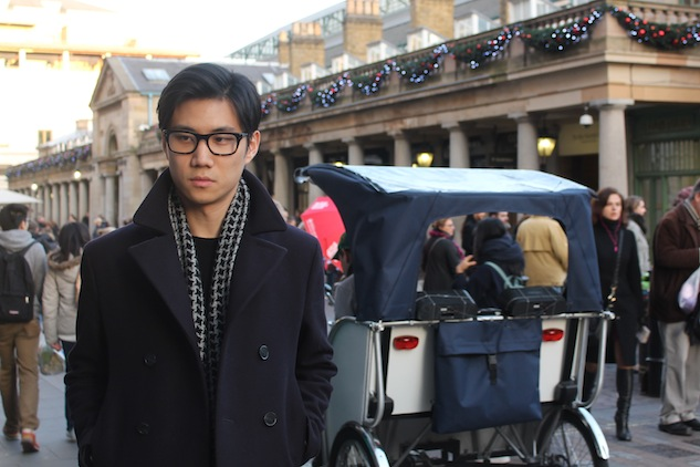 London Winter Street Style Luxury 5