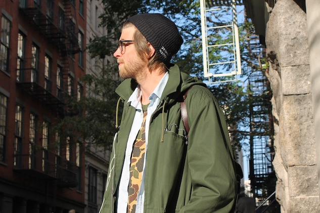 Rugged City Street Style Andrew Villagomez 2