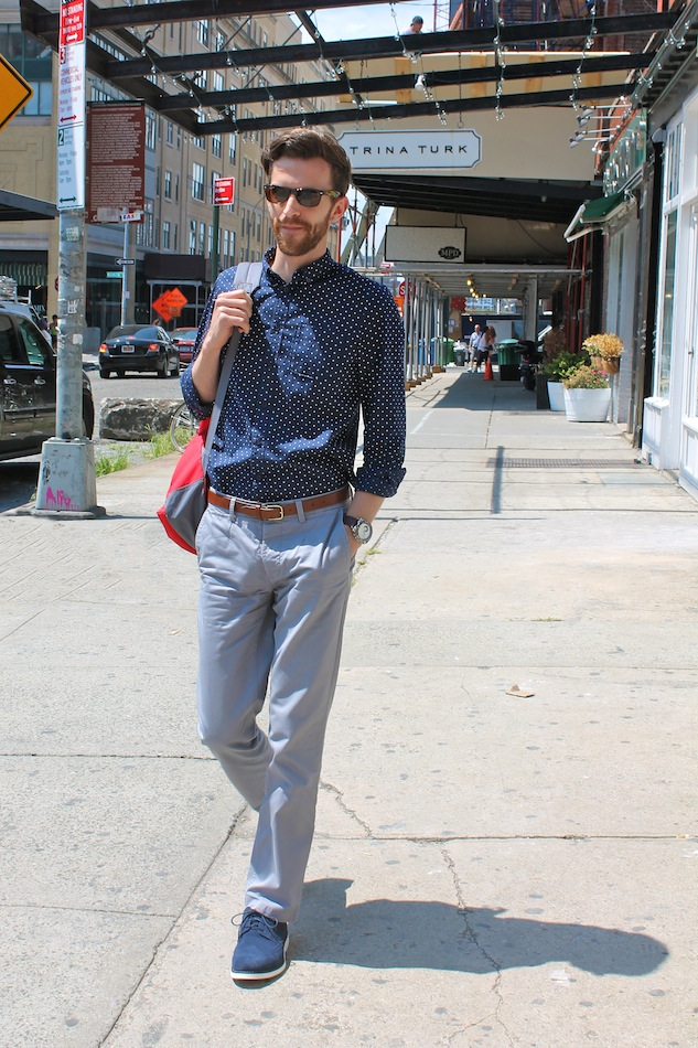 Street Style Out Magazine Architect Andrew Villagomez 1