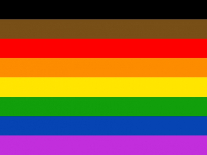 Philly Petitions To Add Black Brown Stripes To Lgbtq Pride Flag
