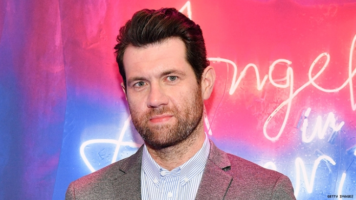 Billy Eichner Wants to Be the First Gay 'Bachelor'
