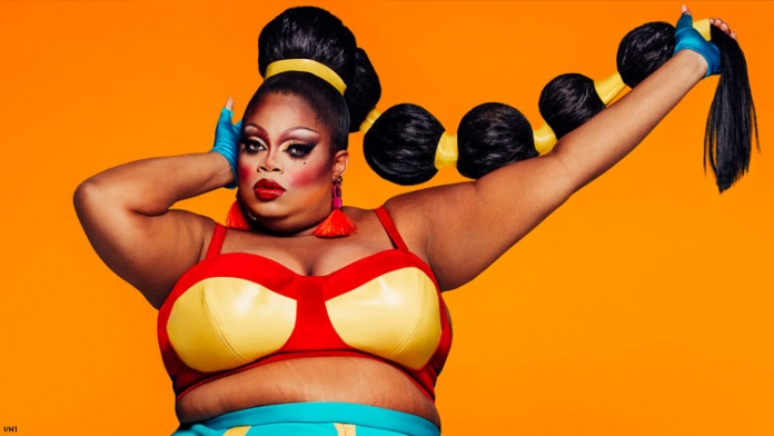 'Drag Race's' Silky Nutmeg Ganache Knows Exactly What She's Doing