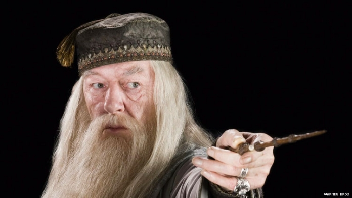 Horny Dumbledore Is Our New Favorite Meme