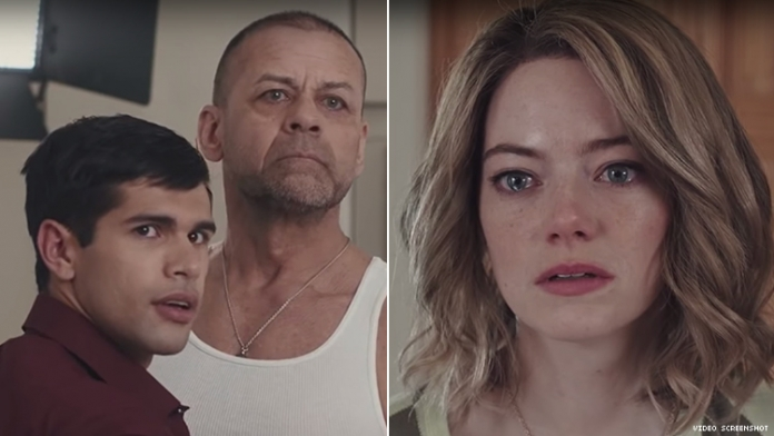 Watch 'SNL's Gay Porn Parody Starring Emma Stone and Ty Mitchell