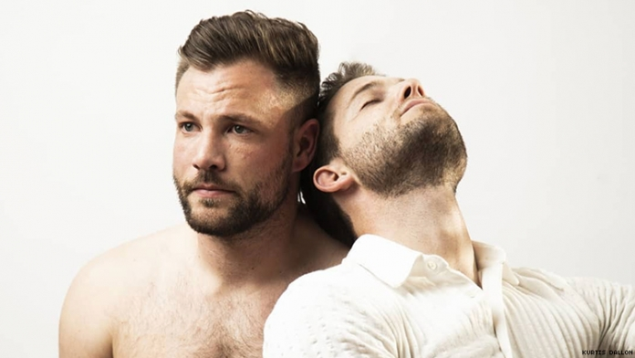 This Gay Instacouple Had a Breakup Photoshoot and It's Iconic