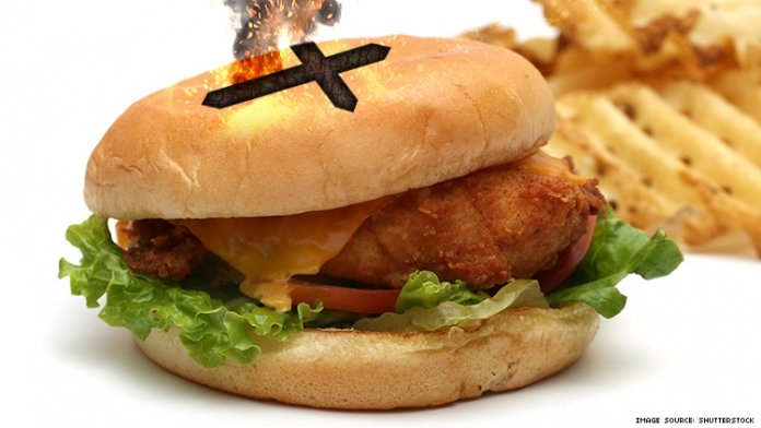 The #SaveChickFilA Bill is One Step Closer to Becoming Law in Texas