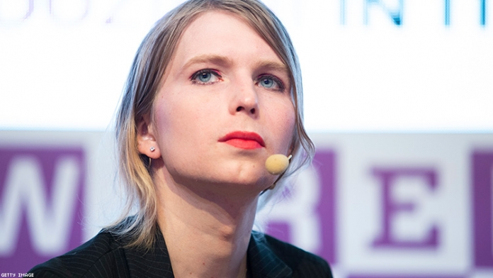 Chelsea Manning Is Back in Jail Following Grand Jury Refusal