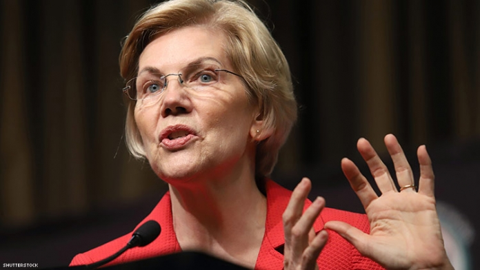 Elizabeth Warren Promises to 'Fight Tooth and Nail' for LGBTQ+ Rights