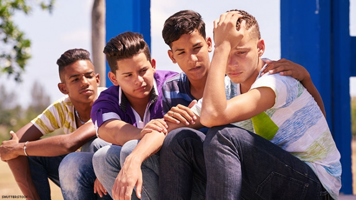1 in 3 LGBTQ+ Youth 'Seriously Considered' Suicide in the Past Year