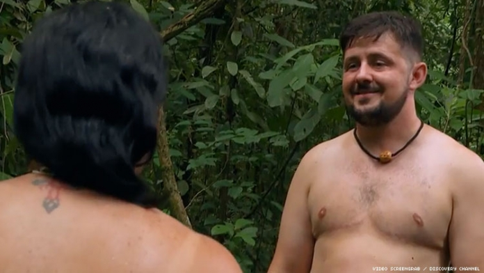 'Naked and Afraid' Features First Openly Trans Contestant