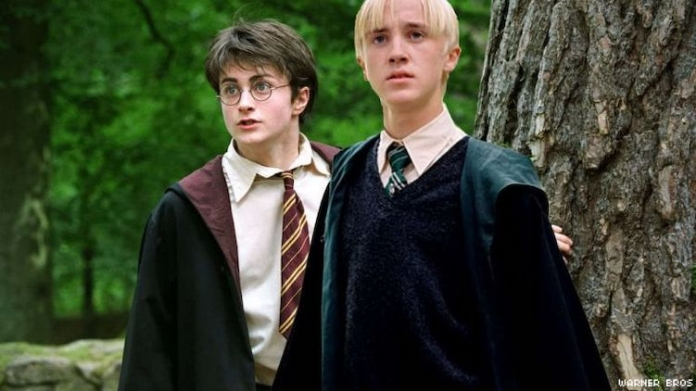 Tom Felton Confirms Harry Potter and Draco Malfoy Were Totally Gay