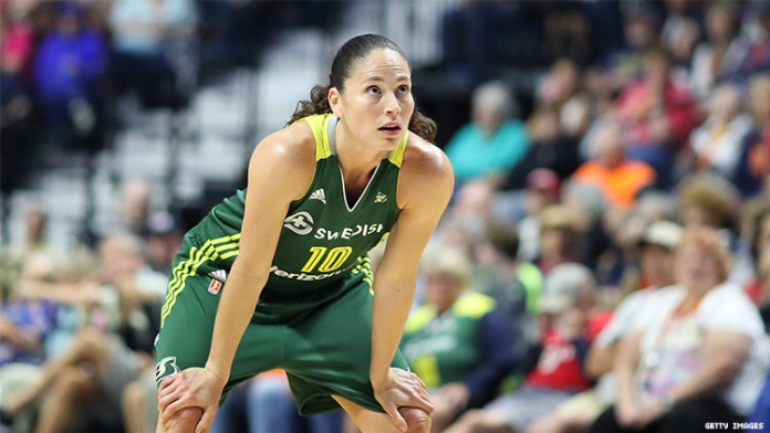 Sue Bird Cannot Believe the President Is Going After Her Girlfriend