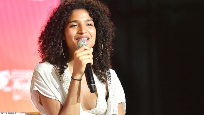 Indya Moore Becomes the First Trans Person to Speak at Essence Fest