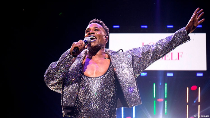 Why Billy Porter Will Wear a Gown Whenever He Damn Well Pleases